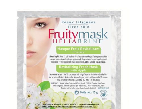 Masque Revitalisant Pommes